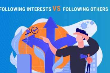 Following Interests vs Following Others