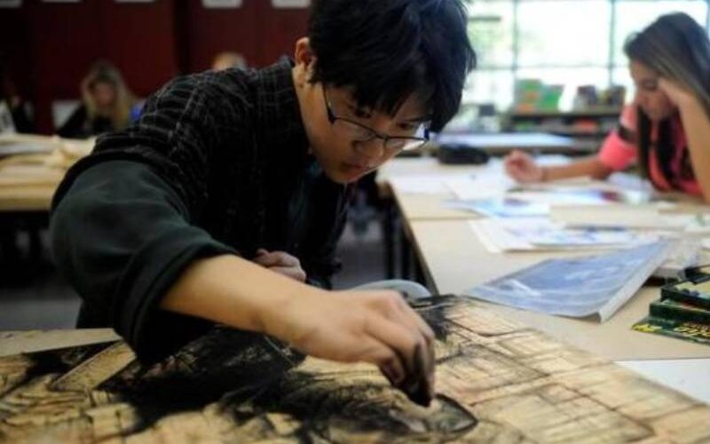 Finding Your Passion in Visual Arts